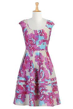 Florilegium dress