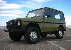販売のフロントについては1980年メルセデス・ベンツGクラスw460×4
