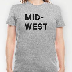 MID-WEST T-shirt $18.00