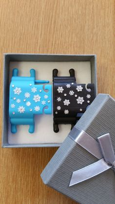 Phone Stand, Christmas Design, Blue, Art, Art Background, Kunst, Gcse Art