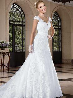 Vestidos de noiva - Coleção Callas (22) Frente