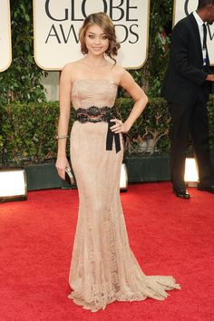 celebrities on the red carpet 2012 -
