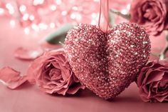 awesome Love Roses And Hearts Wallpapers Valentine's Day Romantic Heart Love Rose Pink Heart Rose Hd Wallpaper I Love Heart, Love Rose, Pink Love, Pretty In Pink, Heart Wallpaper, Love Wallpaper, 2017 Wallpaper, Beautiful Wallpaper, Photo Wallpaper