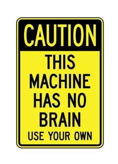 Caution This is Sparta Funny Sign 8 X 12 Tin Metal Sign