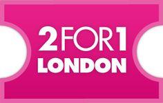 Offerta 2FOR1 Londra, attrazioni a metà prezzo | TRAVEL'S TALES