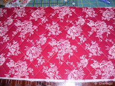 Charo's Patchwork: Tutorial bolsita acolchada. Drawstring Bag Tutorials, Paper Piecing, Pouch, Tapestry, Quilts, Sewing, Crochet, How To Make, Pillowcases