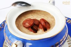 Gulab » Sopa de Linguiça