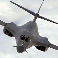 B-1 Lancer, Afghanistan