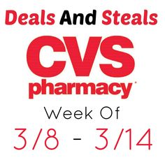 Learn to shop for free/cheap this week at CVS. Deals this week include free Colgate, Cheap Irish Spring, L'Oreal, & Almay  and more!
