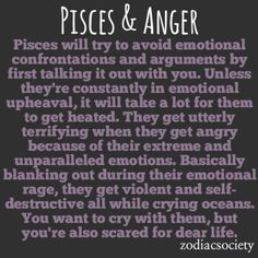 Pisces. Amen