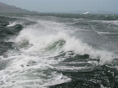 San Fransico Waves by Daniel Esquivel