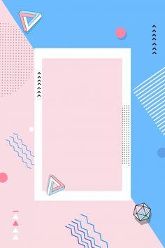 Simple Line Geometric Gradient Background Instagram Background, Instagram Frame, Poster Background Design, Geometric Background, Background Powerpoint, Background Templates, Bg Design, Banner Design, Circle Geometry