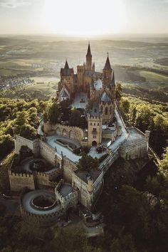 Hohenzollern Castle,