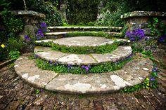 stenen-tuin-trap