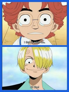 Sanji, Tajio, All Blue, text, quote, comic, One Piece; Photo Collages