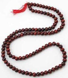 108 Bead Mala Rosary Necklace | Rad Hippie