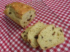 Kwarkbroodje. Vervang 2 el olie door 1 extra el soyayoghurt. www.vegetus.nl