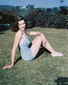 The very beautiful Gene Tierney
