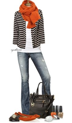 To SF Stylist, Maybe I could pull off horizontal stripes on a blazer??? -Amber
