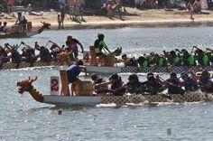 Long Beach Dragon Boat Festival 2012
