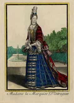 17th Century Fashion, Henri, Saint Jean, Costume, Fashion Plates, British Museum, Hand Coloring, Objects, Photoshop