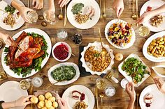 12 Complete Thanksgiving Menus: More than any other holiday, Thanksgiving is a day built on culinary ritual. Turkey, cranberry sauce, potatoes, and pies may be nonnegotiable—but a little variation never hurts. We've come up with a dozen different menus, from a classic Southern spread to a completely vegetarian feast to an impressively elegant menu that's a cinch to pull together. Cook all the recipes from one menu, or mix and match!