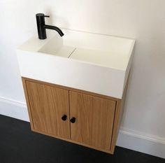 Bademøbler - Focus Plus - Zoe Sink, Vanity, Interior Design, Bathroom, House, Home Decor, Ideas, Bathing, Vanity Area
