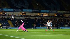 Wycombe Wanderers 0 Fulham 1!