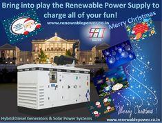 RenewablepowersystemsDelhi wishes MerryChristmas