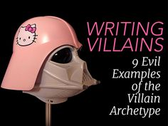 You have been told you need to be writing villains, memorable antagonists that can supercharge your plot. But unless you're writing a fantasy novel, you might not be sure how to do this.