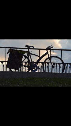 Bicicleta .