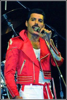 Freddie Mercury of Queen♥