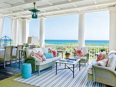 coastal porch