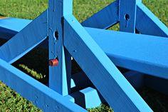 How to Build an Adjustable Dog Agility Seesaw -- via wikiHow.com