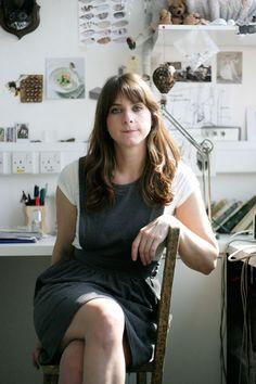 Design*Sponge Interview and Studio Tour with Rhea Thierstein