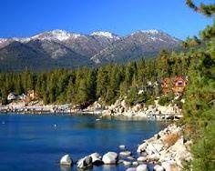 Lake Tahoe..