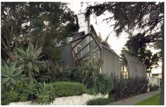 Nancy Goslee Power & Associates - Projects - Residential - Santa Monica Residence