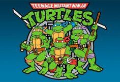 Rozprávka Ninja korytnačky