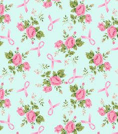 Snuggle Flannel Fabric- Pink Ribbon Floral : snuggle flannel : flannel fabric : fabric :  Shop | Joann.com