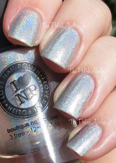 The PolishAholic: I Love Nail Polish Spring 2014 Swatches (color is Mega)  I NEEEEEEEED this one!!!!!!