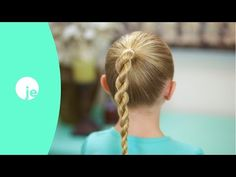 How to do a Rope Twist Braid | Basic Braids - YouTube
