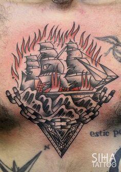 by Hugo at Siha Tattoo