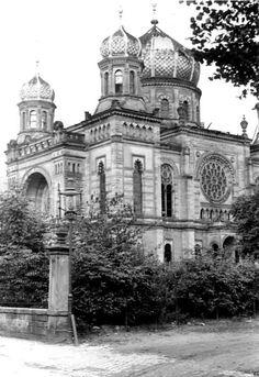 Ehemalige Synagoge in Kaiserslautern