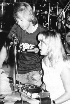 Björn and Agnetha