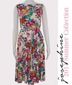 LATEST Fabrics (Very Limited Stock) Boutique range - Wendy Bashford Dress