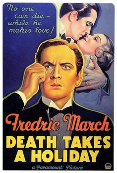 Death Takes A Holiday (1934) starring Fredric March