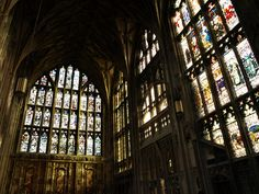 Cathedrals, Churches, Abbey's and monastic ruins of England - Page ...