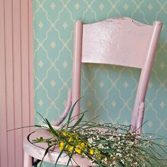 Wonderment Trellis Stencil | Royal Design Studio