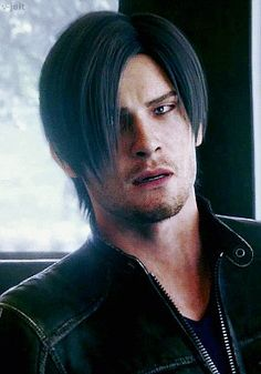 Leon Scott Kennedy in Resident Evil: Vendetta