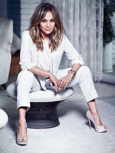 Jennifer Lopez Love this hair color!